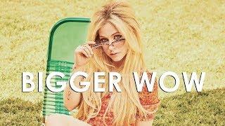 New song snippet: Bigger Wow (lyrics)