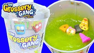 SEASON 3 GROSSERY GANG | SERIES 3 UNBOXING TIN CAN | COLLECTORS TIN CAN PUTRID POWER | Toy Unboxing