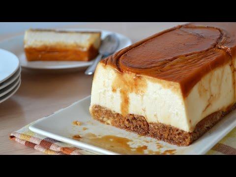 Tarta de Sobaos y Quesitos (sin horno)