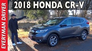 Honda CR-V (RW) 2016 - dabar