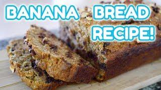 MY FAVOURITE BANANA BREAD! | VEGAN RECIPE |Yoga Girl | Rachel Brathen