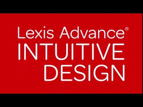 Lexis Advance® Overview