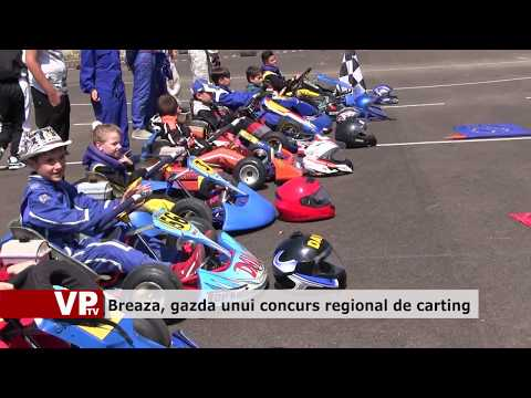 Breaza, gazda unui concurs regional de carting