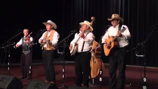 Pine Mountain Bluegrass - Rock About My Saro Jane (Cover)