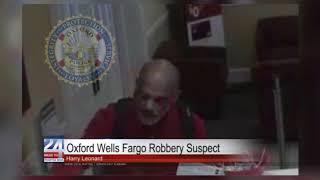 Wells Fargo Bank Robbery