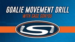 Goalie Movement Drill Stick Skillz Tutorial