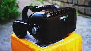 Лучший VR BОX С АЛИЭКСПРЕСС! Обзор 3D шлема!