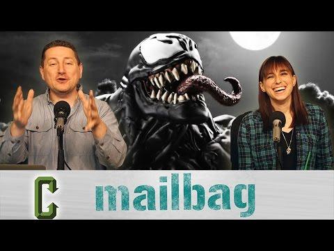 Venom Movie In The MCU Or Not? - Collider Mail Bag