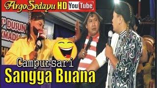 Gambar cover Full Lucu Ngakak Plesetan Wayang Orang Campursari Sangga Buana