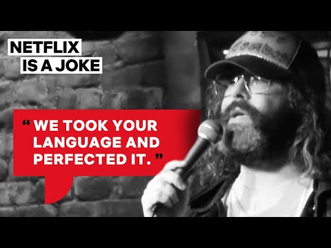 Judah Friedlander: America Is The Greatest Country In The US | England vs. The World [HD] | Netflix