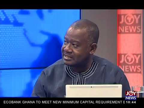 TOR- Energy Ministry Stand-OFF - News Desk on Joy News (15-5-18)