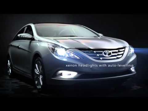 Hyundai  Sonata Седан класса D - рекламное видео 2