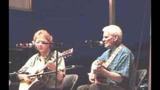 Doc Watson live performance of Shady Grove