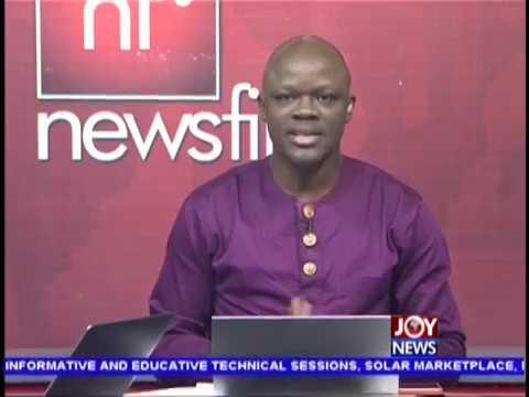 Newsfile Intro on JoyNews (29-9-18)