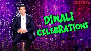 Farhan Akhtar On His First Scooty Ride, Diwali Celebrations & More | Diwali Beats
