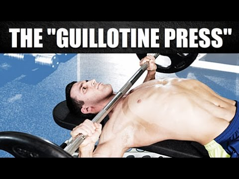 """The Dangers Of The """"Guillotine Press"""""""