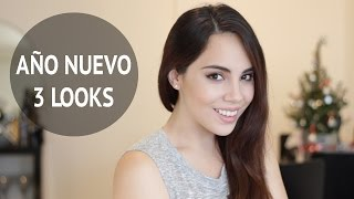AÑO NUEVO: 3 LOOKS! | What The Chic