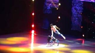 SYTYCD-Robert & Courtney 10/15/10 Nassau Coliseum