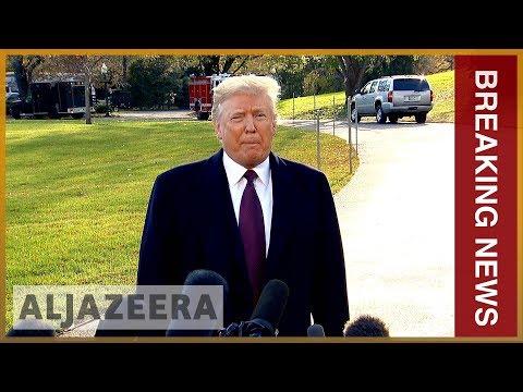 Trump not taking punitive measures against Saudis over Khashoggi