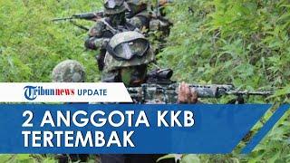 Baku Tembak Kembali Terjadi di Intan Jaya, Dua Anggota KKB Tertembak, 1 Tewas dan 1 Lainnya Kabur