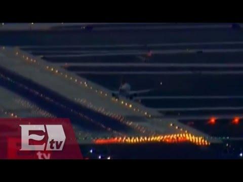 Desde la red: Peligroso aterrizaje en Chicago (VIDEO) / Vianey Esquinca