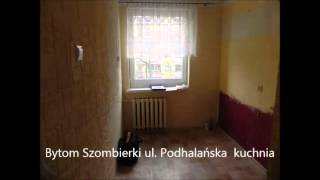 Mieszkanie typu M3 Bytom Szombierki ul. Podhalańska sprzedam