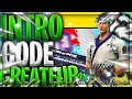 🎞 INTRO CODE CRÉATEUR FOR 🎮 LINDA-FLY 🎮 - By CREANITE