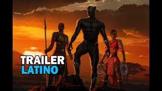 Pantera Negra (2018) - Trailer Internacional Doblado al Español Latino