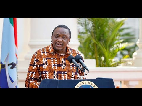 Bars, restaurants, eateries to remain open but under strict adherence to MoH guidelines: Uhuru
