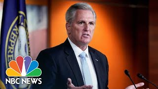 Live: McCarthy Holds Press Conference   NBC News