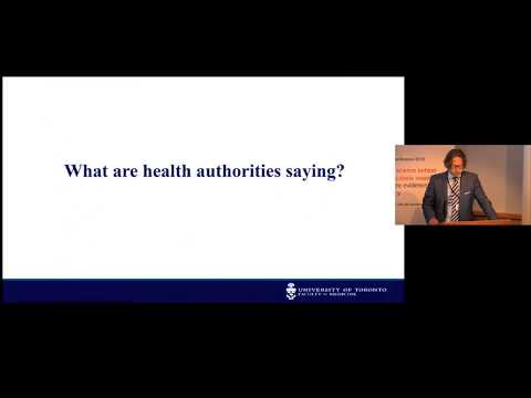 A presentation by Dr John Sievenpiper at the ISA Conference 2018 video