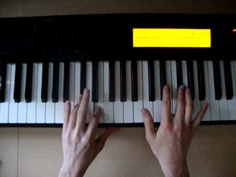 C#m11 - Piano Chords - How To Play