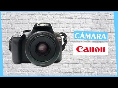 Black Friday: Cámara Canon t6 | Shirlhy.