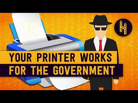 What Secret Code is Your Printer Sharing?