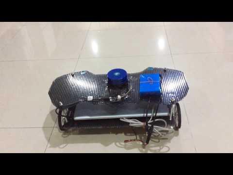 Autonomous navigation robot with ROS (Raspberry pi 3 B+ +