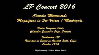 Claudio Monteverdi ~ Madrigals