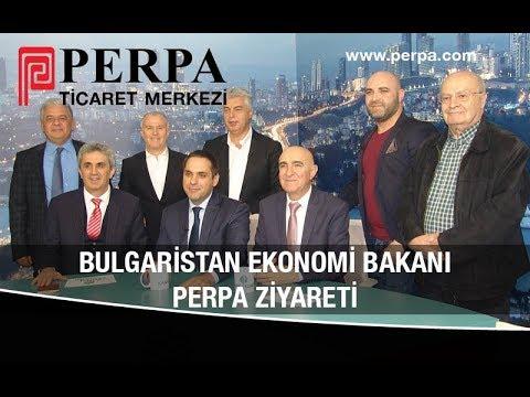 Bulgaristan Ekonomi Bakanı Perpa ziyareti 02