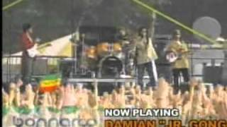 Damian Jr Gong Marley-Confrontation (Live)