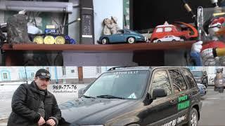 Опасность при Управлении Автомобилем в центре города Санкт-Петербурга.
