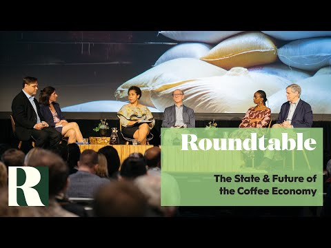 The State and Future of the Coffee Economy | Re:co Seattle 2018