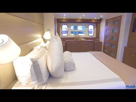 Hatteras 80 Motor Yachtvideo