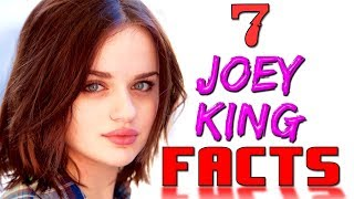 Joey King Facts | Zeroville movie actress