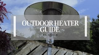 Outdoor Patio Heater Guide | Fire Pit, Chiminea & Log Burner