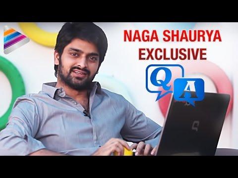 Naga Shourya Exclusive Interview about Abbayitho Ammay