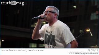Descendents - I'm The One (Live) NXNE 2011