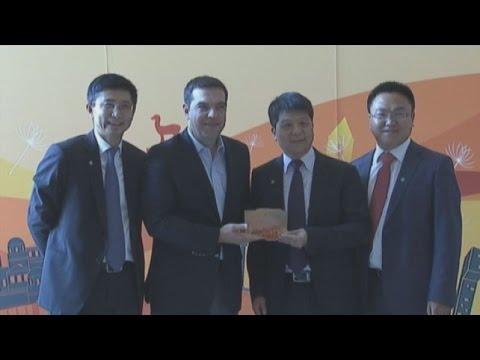 Επίσημη επίσκεψη του Αλ. Τσίπρα στο Πεκίνο