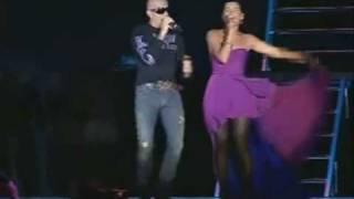 Nelly Furtado feat. Pedro Abrunhosa - Tudo O Que Eu Te Dou (Live Algarve 2007)