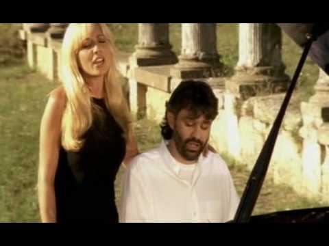 Vivo por ella - Andrea Bocelli y Marta Sánchez