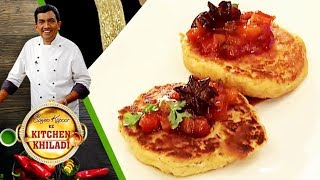 Sanjeev Kapoor Ke Kitchen Khiladi - Episode 25 - Meethe Chawal And Dahi Ke Kabab