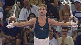 Vitaly Scherbo - 6 Amazing Gymnastic Golds   Barcelona 1992 Olympics